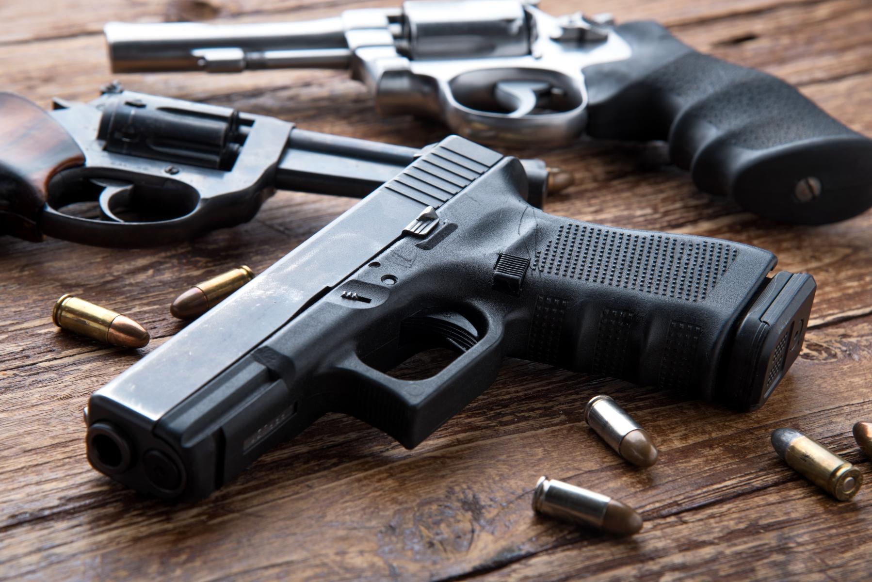 Firearms Photo